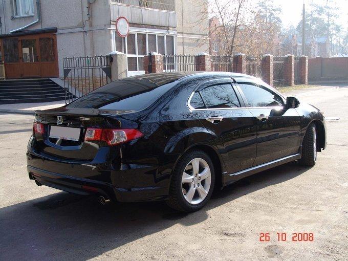 2008 honda for Honda accord 201
