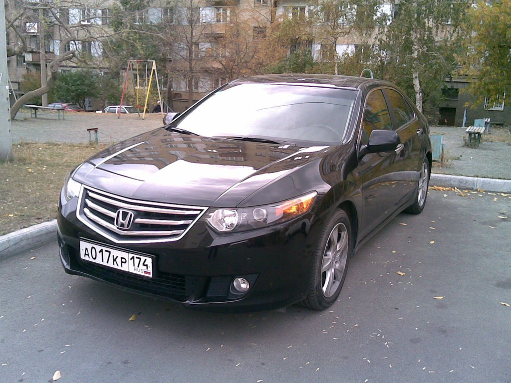 отзывы о honda accord 8 usa