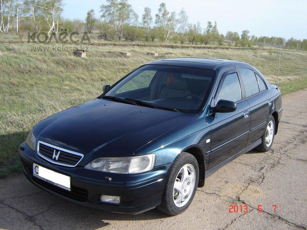 Honda accord 8 на запчасти