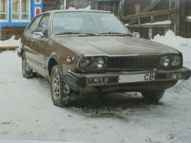 Honda Accord, 1976