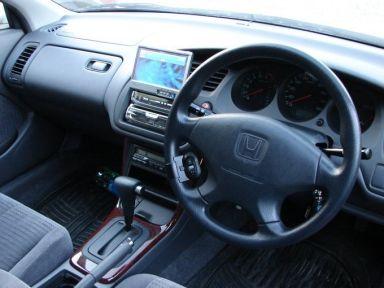 Honda Accord, 2002