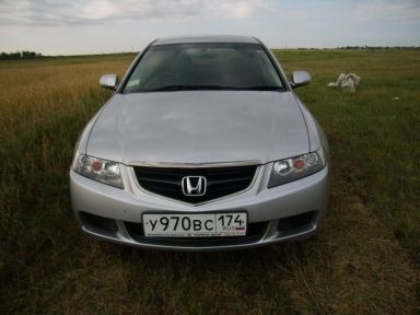 Honda Accord, 2003