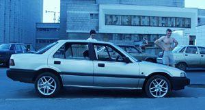 Honda Accord, 1988