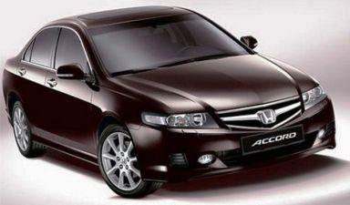 Honda Accord 2007 отзыв автора | Дата публикации 16.04.2009.
