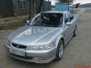 Honda Accord 2000 отзыв автора | Дата публикации 20.07.2010.