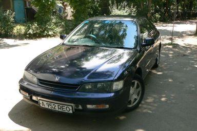 Honda Accord 1995 отзыв автора | Дата публикации 09.08.2010.