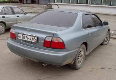 Honda Accord 1995 отзыв автора | Дата публикации 01.11.2003.