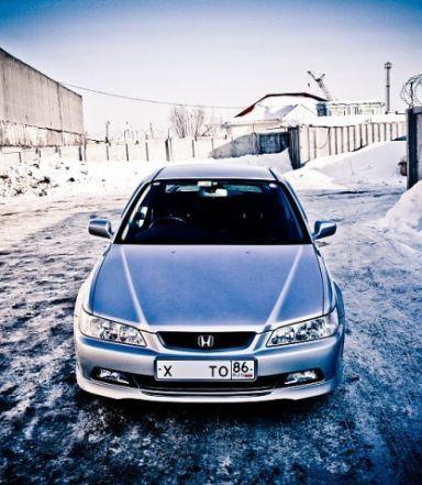 Honda Accord 2000 отзыв автора | Дата публикации 30.09.2010.