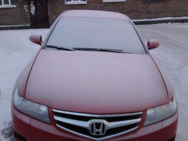 Honda Accord, 2007
