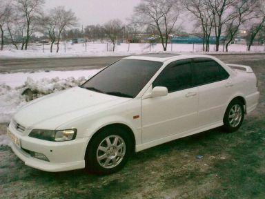 Honda Accord 1999 отзыв автора | Дата публикации 03.05.2011.