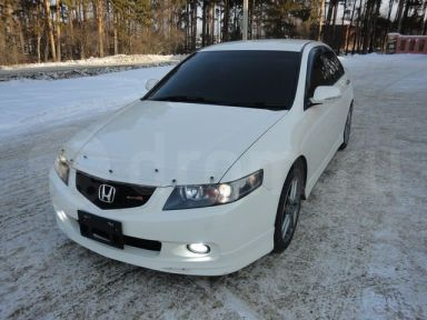 Honda Accord, 2004