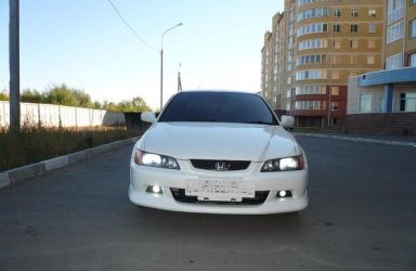 Honda Accord, 2001