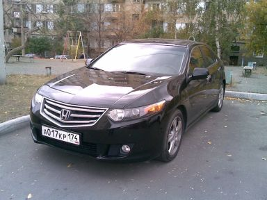 Honda Accord, 2009