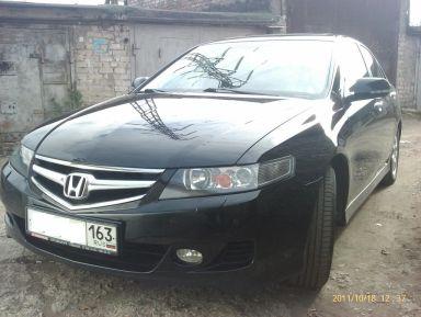 Honda Accord 2006 отзыв автора | Дата публикации 12.11.2011.