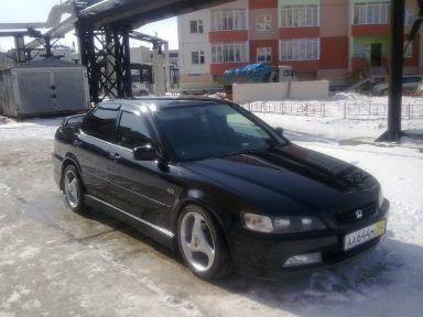 Honda Accord 1998 отзыв автора | Дата публикации 15.11.2011.