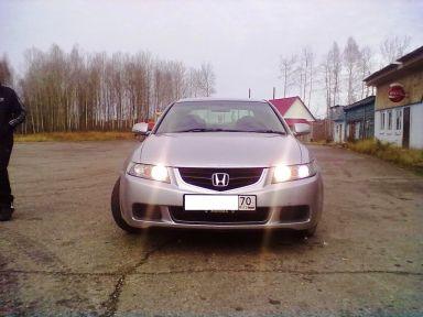 Honda Accord 2002 отзыв автора | Дата публикации 17.12.2011.