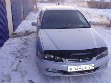 Honda Accord 1998 отзыв автора | Дата публикации 27.12.2011.