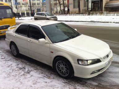 Honda Accord 1998 отзыв автора | Дата публикации 02.01.2012.