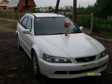 Honda Accord 2002 отзыв автора | Дата публикации 02.03.2012.