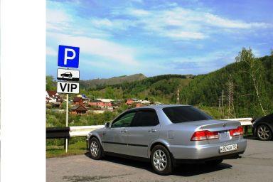 Honda Accord 2000 отзыв автора | Дата публикации 11.03.2012.