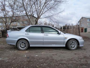 Honda Accord 2002 отзыв автора | Дата публикации 08.04.2012.