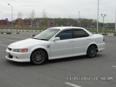 Honda Accord 2000 отзыв автора | Дата публикации 06.06.2012.