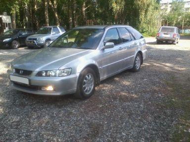 Honda Accord 2002 отзыв автора | Дата публикации 03.09.2012.