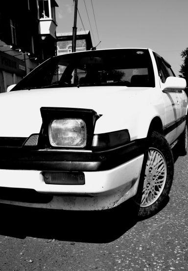 Honda Accord, 1986