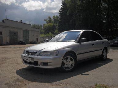 Honda Accord 1999 отзыв автора | Дата публикации 22.01.2013.