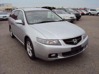 Honda Accord 2002 отзыв автора | Дата публикации 21.02.2013.