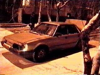 Honda Accord 1983 - отзыв владельца