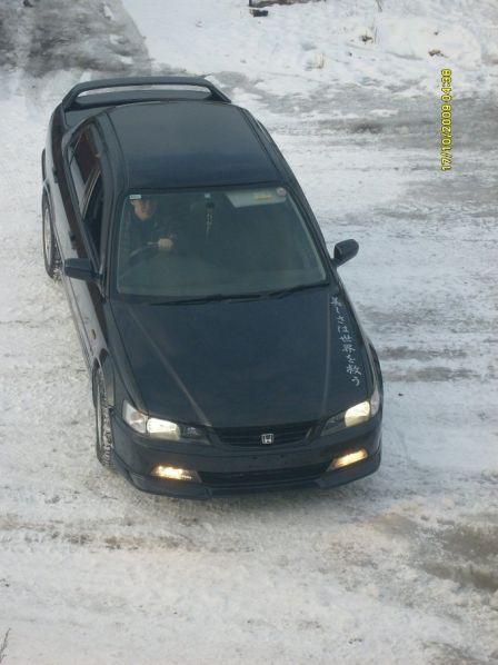 Honda Accord 1998 - отзыв владельца