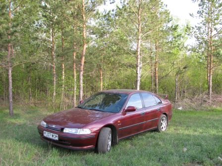 Honda Accord 1996 - отзыв владельца
