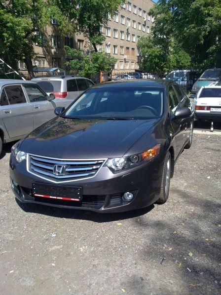 Honda Accord 2009 - отзыв владельца