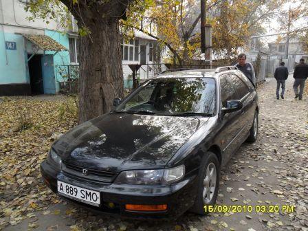Honda Accord 1997 - отзыв владельца