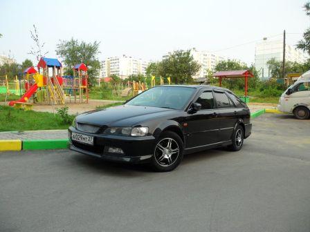 Honda Accord  - отзыв владельца