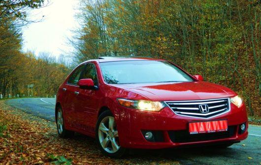Honda Accord 2008 - отзыв владельца