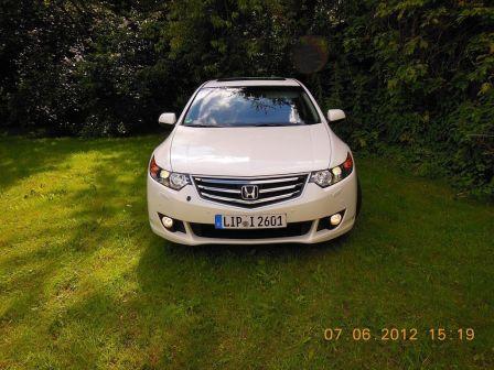 Honda Accord 2010 - отзыв владельца