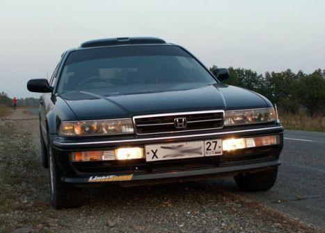 Honda Accord Inspire 1991 - отзыв владельца