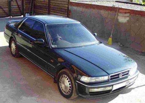 Honda Accord Inspire 1992 - отзыв владельца