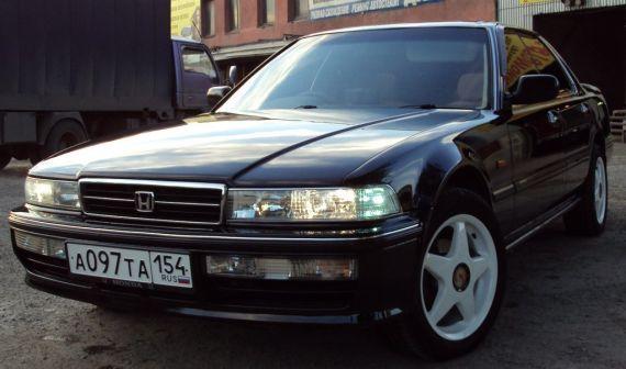 Honda Accord Inspire 1990 - отзыв владельца