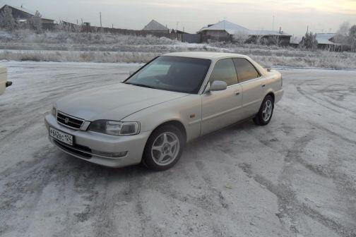 Honda Accord Inspire 1997 - отзыв владельца