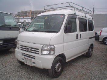Honda Acty 2004 - отзыв владельца