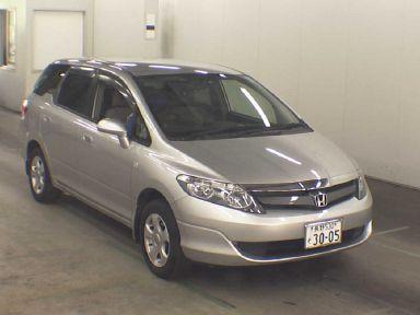 Honda Airwave 2007 отзыв автора | Дата публикации 10.01.2011.