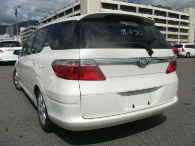 Honda Airwave, 2006
