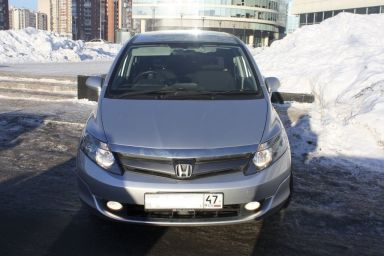 Honda Airwave 2007 отзыв автора | Дата публикации 31.05.2013.