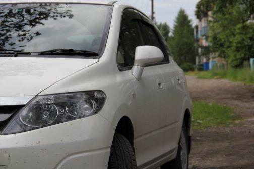 Honda Airwave 2006 - отзыв владельца