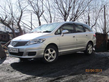 Honda Airwave 2009 - отзыв владельца