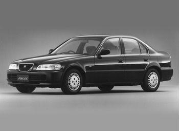 Honda Ascot 1994 отзыв автора | Дата публикации 18.12.2001.