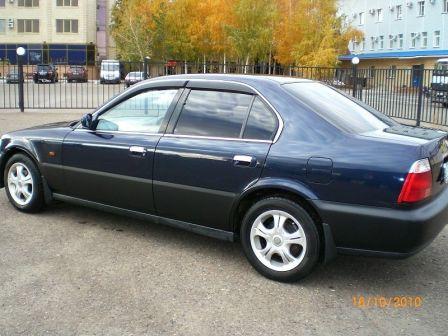 Honda Ascot 1996 - отзыв владельца